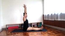 [EVA YOGA]11분 앉은 자세 요가 플로우 11min sitting poses yoga flow