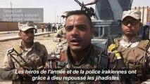 Irak: les jihadistes de l'EI ont été chassés des trois localités