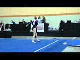 Kelsey Knox - Floor Exercise - 2015 Women's Junior Olympic Championships