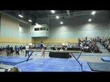 Emma McLean - Balance Beam - 2015 Women's Junior Olympic Championships