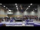 Emma McLean - Uneven Bars - 2015 Women's Junior Olympic Championships