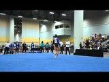 Emma McLean - Floor Exercise - 2015 Women's Junior Olympic Championships