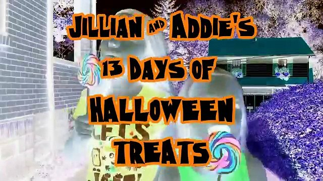Caramel Apple Soda! Halloween Kid Candy Review | Kid Candy Reviews | Babyteeth4