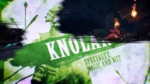 Battle Chasers_ Nightwar - Hero Spotlight #1 Knolan - PS4 Xbox One PC Switch
