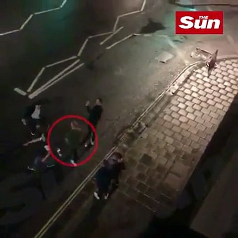Ben Stokes: Video allegedly shows England cricket star in street fight