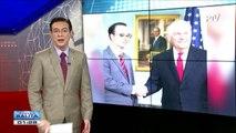 Sec. Cayetano at U.S State Sec. Tillerson tinalakay ang kampanya vs. iligal na droga