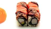 How To Make Nigiri Sushi - Como cortar atún para sushi, CUT