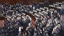 Giappone: Shinzo Abe scioglie la Camera bassa del Parlamento