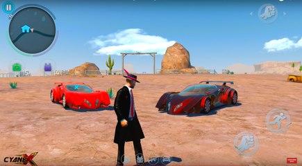 KATARINA DELUXE - FASTEST INVISIBLE CAR | Gangstar Vegas