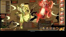 3EM domination with Kushina   Unlimited Ninja - Ninja Classic - Anime Ninja