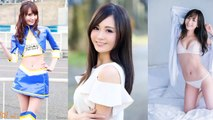 レースクイーン・三城千咲「トップクラスの活躍をしたい」