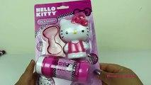 JUGUETES Burbujas de Hello Kitty - Hello Kitty Bubbles -Juguetes en Español