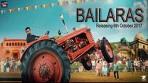 Bailaras (Trailer) Binnu Dhillon - Prachi Tehlan - Releasing on  6th Oct