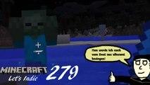Minecraft Let's Indie 279: Schlacht auf dem Wasser