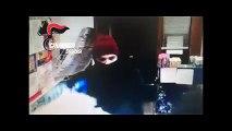 Rapina a Brindisi, arrestati quatto pregiudicati: ecco il VIDEO registrato dalle telecamere