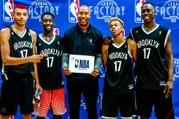 NBA Hoops Factory Tournament 2017 x Bruce Bowen