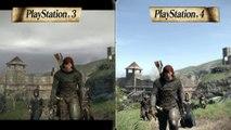 Dragon's Dogma: Dark Arisen - Confronto personaggi PS3/PS4