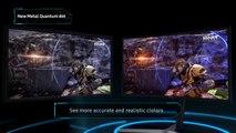 Monitores Samsung QLED para gamers CHG70