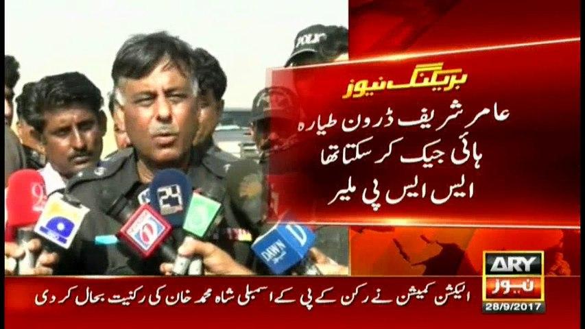 Major attack in Karachi averted as five terrorists killed