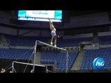 Simone Biles - Uneven Bars - 2016 P&G Gymnastics Championships - Podium Training