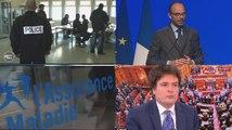 Sénat 360 - Régions / Santé / Immigration / Sénat (28/09/2017)