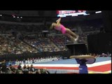 Olivia Trautman - Vault - 2016 P&G Gymnastics Championships - Sr. Women Day 1