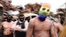 Fabrice Eboué fait la promo de son dernier film avec un clip de rap (Vidéo)