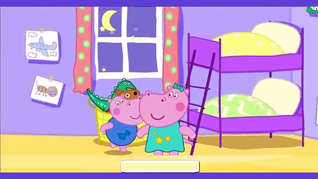 Hippo peppa buenas noches. Peppa pig buenas noches.