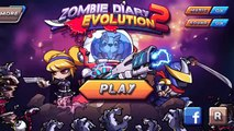 Zombie Diary 2 Evolution Android Gameplay Trailer HD