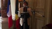 Frédéric François fait Chevalier des Arts et des Lettres