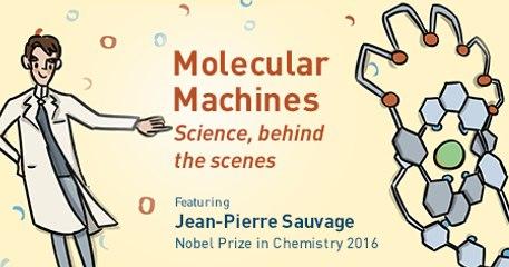 Molecular machines   Science, behind the scenes