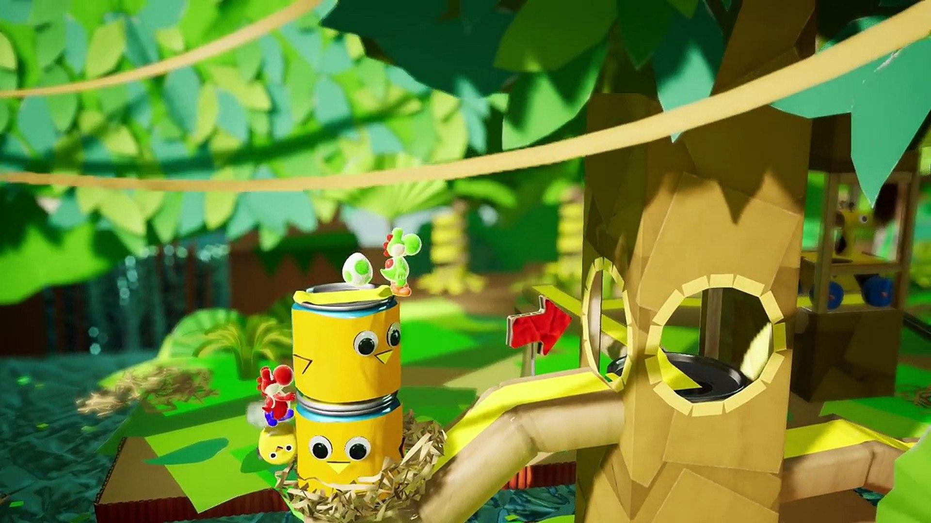 Yoshi for Nintendo Switch - Trailer E3