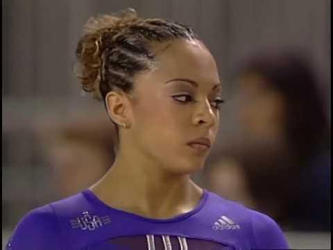 2001 World Championships – Women's Team Final