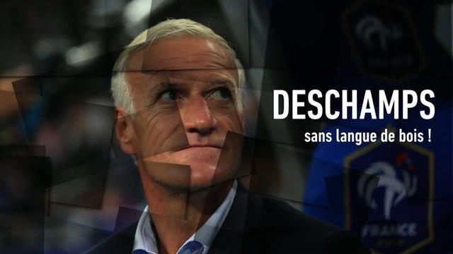Foot - Bleus : Didier Deschamps sans langue de bois