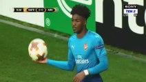 Theo Walcott GOAL HD - Bate 0-1 Arsenal 28.09.2017