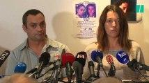 """Les parents de Maëlys demandent au suspect """"de dire tout ce qui s'est passé"""""""