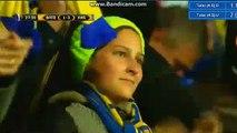 Mirko Ivanic GOAL - Bate Borisov 1-3 Arsenal  28.09.2017