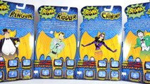 Batman Classic TV Series Robin Joker Riddler Catwoman Penguin
