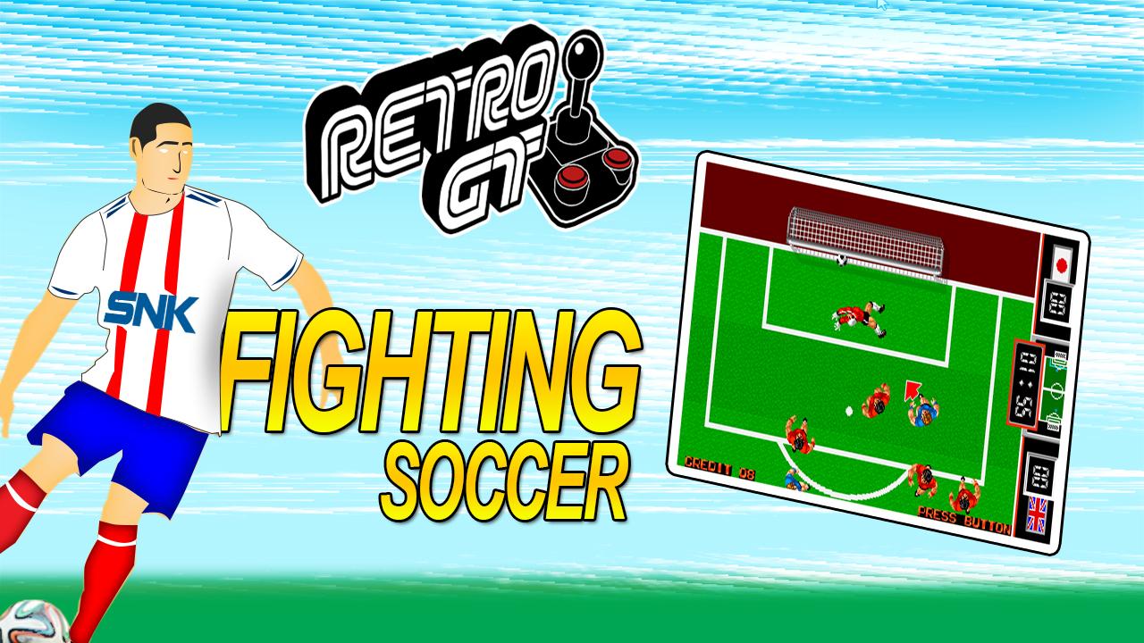Fighting Soccer-England vs Japan-England vs Japan-Splash Games