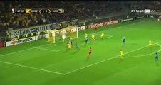 Giroud  (Penalty) Goal HD - BATE1-4Arsenal 28.09.2017