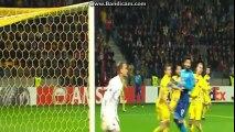 O. Giroud Pen. Goal! BATE Borisov - Arsenal 1-4! 28.09.2017