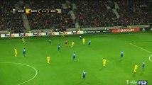 Mikhail Gordejchuk Super Goal HD - BATE 2-4 Arsenal 28.09.2017