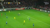 Mikhail Gordejchuk Goal HD - BATE2-4Arsenal 28.09.2017