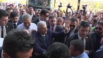 Başbakan Yıldırım, Hitit Üniversitesi Erol Olçok Eğitim ve Araştırma Hastanesini Gezdi