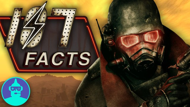 107 Fallout- New Vegas Facts YOU Should KNOW!!!   The Leaderboard