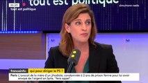 """Juliette Meadel (PS) : """"Pourquoi faudrait-il construire de l'opposition pour de l'opposition ?"""""""