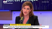 """Juliette Meadel (PS) : La réforme de l'ISF est """"un pari risqué"""""""