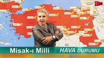 Sisi, Televizyon Kanalı Kurup, Misak-ı Milli Sınırları ile Hava Durumu Sundu