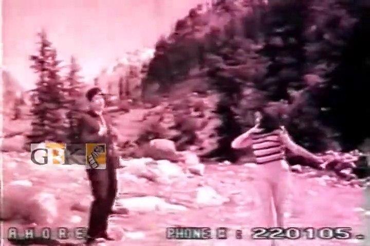 Mujhay Tasveer Banani Hai - Munir Hussain - Lyrics Riaz Shahid - Music Rashid Attre - Film Gunahgar (1967)