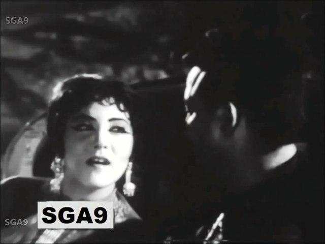 Asmani Taaray - Munir Hussain, Mala, Naseem Begum & Roshan - Film Mann Mauji